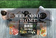 Welcome Home! / House Warming Party Ideas / by D.R. Horton