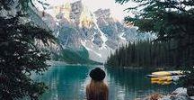 Wanderlust Aesthetic / Adventures, wanderlust, and travel (photography and hacks).