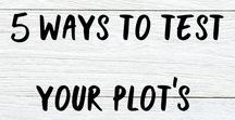 Josie Beth (Blog Posts) / Writing tips from my personal blog, josiebeth.com, where I share advice for authors and writers on character, plotting, and writing the novel of your dreams.