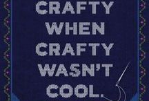 Crafty stuff / by Hannah Weatherford