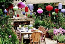 Outdoor Decorating, Cooking and Entertaining