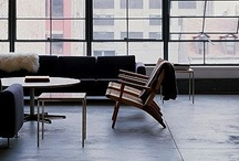 Inside / A selection of spaces and furniture pieces / by Brain Cube Corp.
