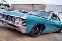 Muscle cars & Hot Rods / Modern American high performance cars, Old School muscles & Hot Rods.