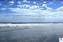 Beaches of the Brunswick Isles / Brunswick Isles are located along the southern North Carolina Coast!