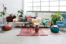 Casa / Ideias para decoração de espaços