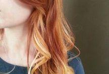 hair / by Bailey Ziehr
