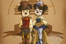 Steampunk/Victorian / by Rhiannon Gonzalez