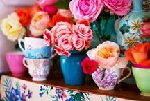 DIY Vases / Repurpose your Teleflora vases! DIY flower vases.