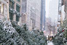winter / by danyelle elizabeth