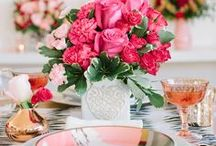 Pretty in Pink / When you order pink flowers from Teleflora for your special day, your thoughtfulness will be warmly remembered, all the rest of the year.   Whether you are celebrating your first wedding anniversary, Silver Wedding Anniversary (25 years), or your Golden Wedding Anniversary (50 years), don't let that important day slip by this year without sending an anniversary gift showing your love and consideration.