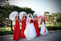 Parasol & Fans | TopWedding / Parasol & fans for wedding or your daily beauty / by TopWedding