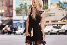Little Black Dresses | TopWedding / Little black dress is the most classic dress, that every woman should have one! / by TopWedding