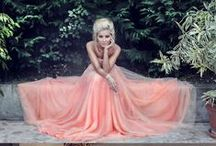 Long Prom Dresses | TopWedding / Choose a long prom dress to help you to win the sight of the party! / by TopWedding