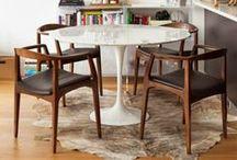 dining room. / by Peonies & Polaroids