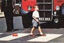 london. / by Peonies & Polaroids