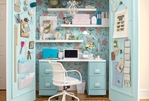 Decor: Craft Room / by Kellie Danielle