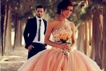 Quinceanera Dresses | TopWedding / Fashionable and shining Quinceanera Dresses suitable for young girls' princess dream!