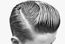 Male : Hair