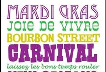 Mardi Gras! / Food, Fun, Decorations!