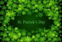 St Patrick's Day-Celebrate! / Decorations, food, activities, lore