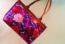 D&nina / 100% materiales naturales y hechos a mano textiles, joyería y arte Guatemalteco. / by Dina Armas