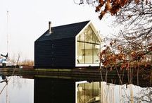 tiny dwellings / by Peonies & Polaroids