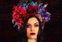 Carnivale Headdress / Festival dress up ideas