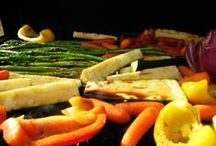 My Grilled Vegetables