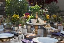 ∙ Styled Shoot: Peachtree Catering ∙