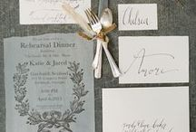 Paper Goods / Calligraphy & Stationary