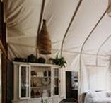 spaces / bohemian spaces to drool over.