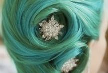 Hair oh La la / by Andrea Farrell Dreyer