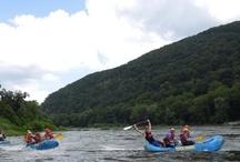 Shenandoah White Water Rafting