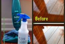 Cinderella's homemade cleaning stuff / by Dmarie Jacks