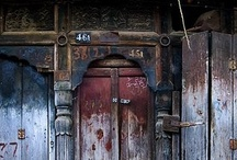 The Doors of Perception / There are things known and there are things unknown, and in between are the doors of perception.