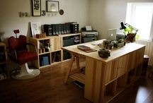Home Office Inspiration / by Stephen Haas