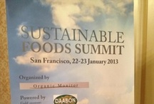 Sustainable Foods Summit 2013 / HQO is a proud sponsor of the Sustainable Foods Summit in San Francisco.