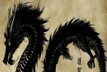 Dragon Destiny / by Amber Rowe