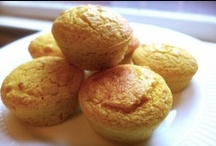 Organic Cornbread Recipe  / Our feature ingredient this week is corn, and what better way to showcase this traditional Mexican ingredient than with organic cornbread!