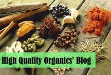 HQO's Blog: www.HQOrganicsBlog.com / In our blog we share everything from our travel experiences sourcing organic products from every corner of the globe, to our easy organic recipes and tip and tricks to maintaing a organic and sustainable lifestyle.