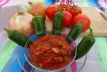 Organic Homemade Salsa Recipe! / Many of you may be harvesting your summer gardens, and this is a great recipe to preserve your produce!