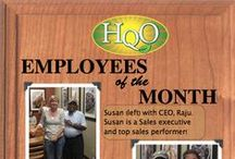 HQO Celebrates Us! / Our employees are the very definition of who we are. Here, we celebrate them!