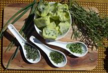How to Preserve Fresh Herbs / As you harvest your summer garden, these are some tips to preserve your fresh herbs.