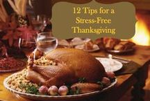 HQO's Thanksgiving Tips / High Quality Organics is helping you this year with 12 tips and tricks for a stress-free Thanksgiving!