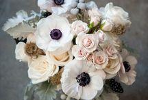 Wedding / Makeup, hair, dresses, flowers, venue