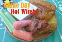 Spicy Hot Wings / These HQO spiced hot wings are a sure-fire way to add some spice to your party!