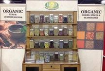 Expo West 2014 / HQO hosted a booth at the 2014 Expo West in Anaheim, California. We also spent some time trend-spotting to keep our customers current with the latest in the organic and sustainable industry.