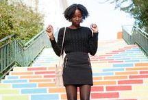 Good Morning Pretty - French fashion blog / Personal fashion blog at www.goodmorningpretty.com #afro #frenchblogger
