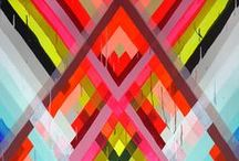 Think colorful / bunt, neon, farben