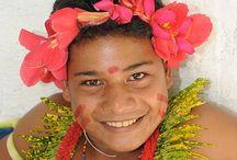 Micronesia (FSM/Micronesia subregion) / by Mette Loftager